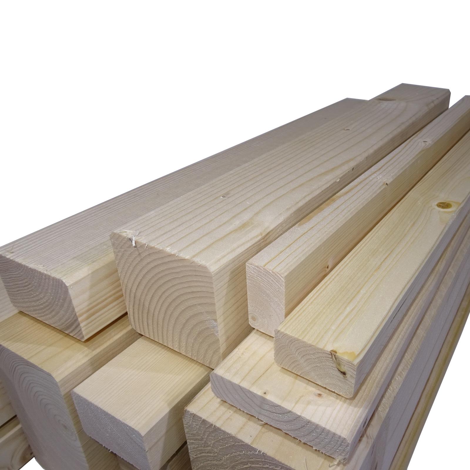 1 Stück Rahmenholz Fichte H//B//L 28mm x 28mm x 2000mm Holz Leisten zum Basteln