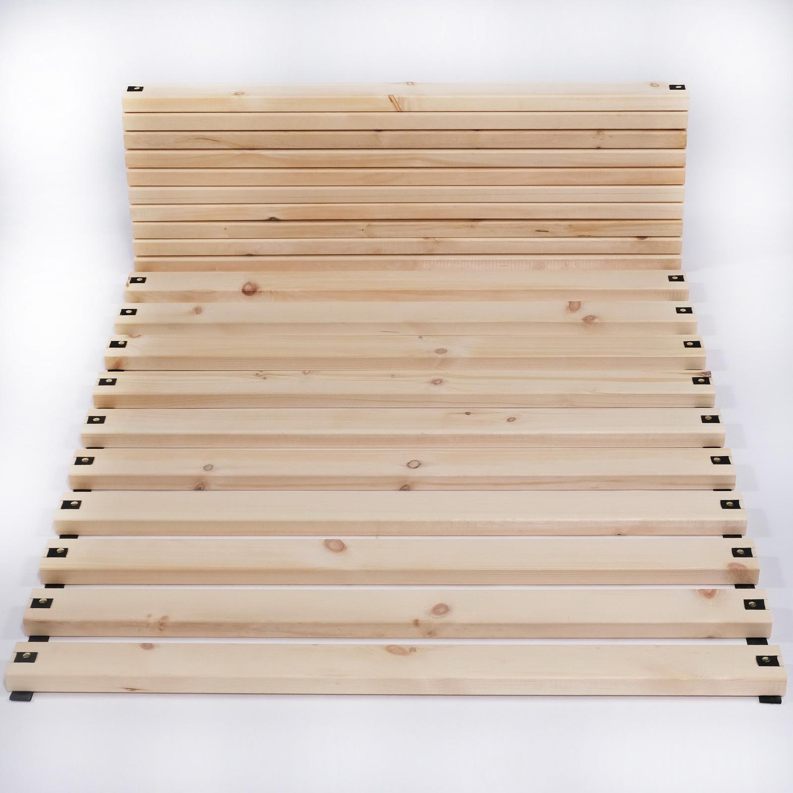 TUGA-Holztech Rollrost aus Zirbenholz metallfrei bis 300kg Flächenlast